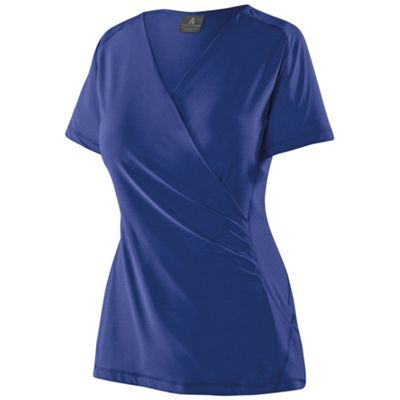 Sierra Designs Women's SS Crossover Shirt