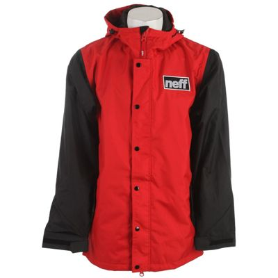Neff Lucas Snowboard Jacket - Men's
