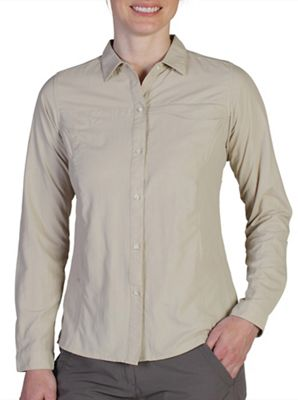ExOfficio Women's BugsAway Breez'r Long Sleeve Shirt
