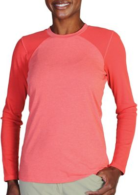 ExOfficio Women's BugsAway Lumen Long Sleeve Top