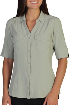 ExOfficio Women's Camina Trek'r SS Shirt
