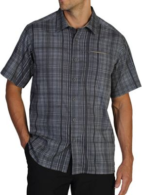ExOfficio Men's Next-To-Nothing Estallado Short Sheeve Shirt