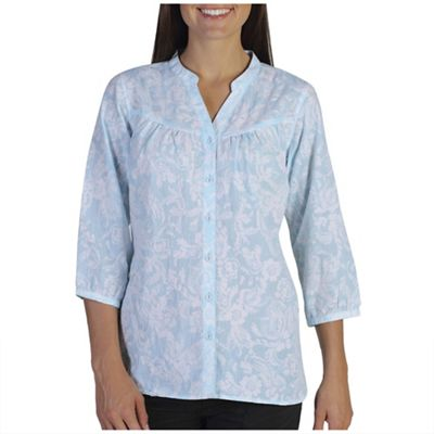 ExOfficio Women's Next-To-Nothing Artisan Shirt