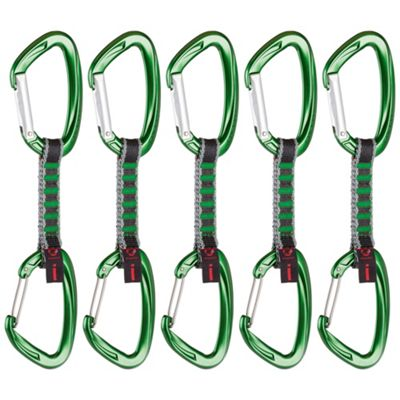 Mammut 5er Pack Crag Indicator Wire Express Sets