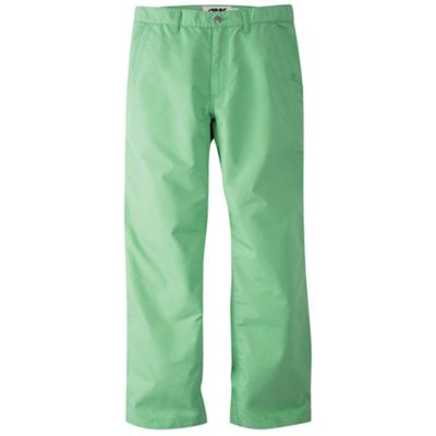 Mountain Khakis Men's Broadway Fit Poplin Pant