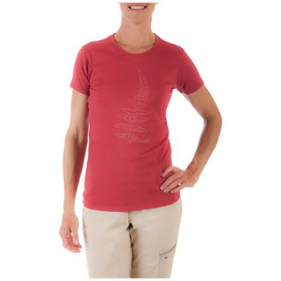 Mountain Khakis Women's Fern Leaf SS T Shirt