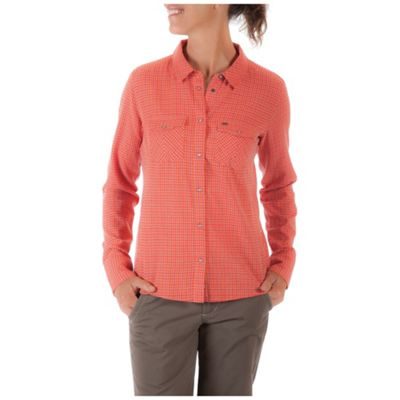 Mountain Khakis Women's Sidesaddle Plaid Shirt