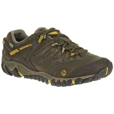 Merrell Men's AllOut Blaze Waterproof Shoe