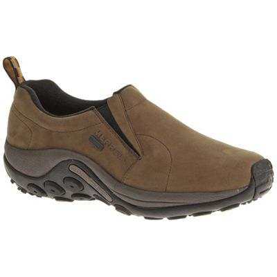 Merrell Men's Jungle Moc Nubuck Waterproof Shoe