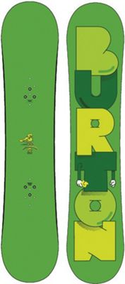 Burton Super Hero Smalls Snowboards 134 - Boy's