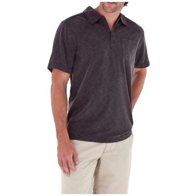 Royal Robbins Men's Desert Knit SS Polo Shirt