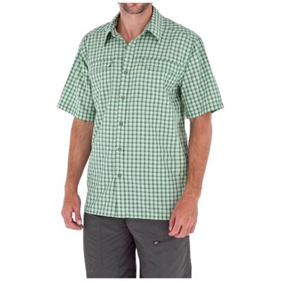 Royal Robbins Men's Echo Canyon Plaid SS Shirt
