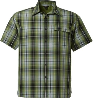 Royal Robbins Men's Plateau Plaid SS Shirt