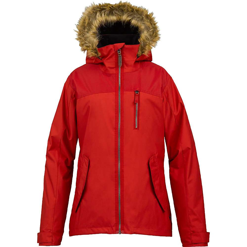 Burton womens snowboarding jacket