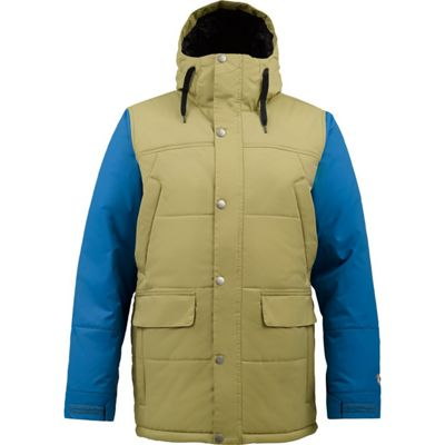 Burton TWC Shackleton Snowboard Jacket - Men's
