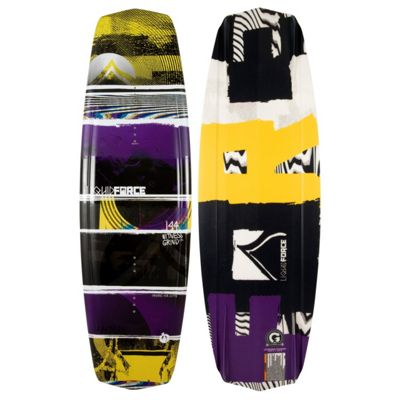 Liquid Force Witness Grind Wakeboard 144 - Men's