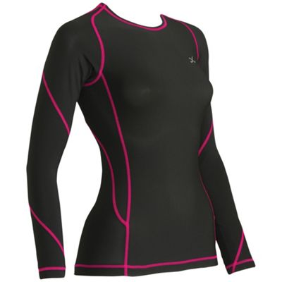 CW-X Women's Long Sleeve Traxter Top