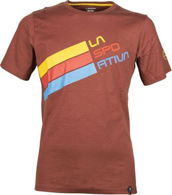 La Sportiva Men's Stripe Logo T-Shirt