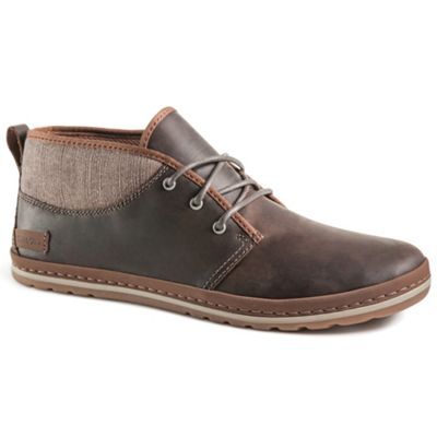Teva Men's Cedar Canyon Waxed Leather Boot