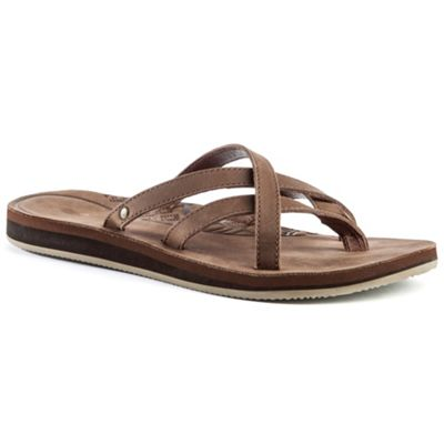 Teva Women's Olowahu Leather Sandal