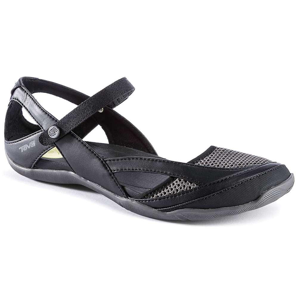 New Teva Verra Womens White Black Outdoors Walking Hiking Summer Shoes Sandals | EBay