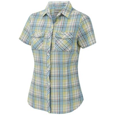 Craghoppers Women's Dolores SS Shirt