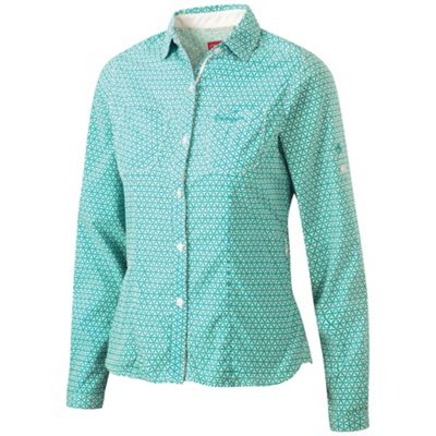 Craghoppers Women's Nosilife Coco Long Sleeve Shirt