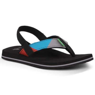 Sanuk Youth Block Party Sandal