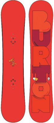 Burton Super Hero Smalls Snowboards 142 - Boy's