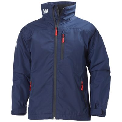 Helly Hansen Juniors' Crew Midlayer Jacket