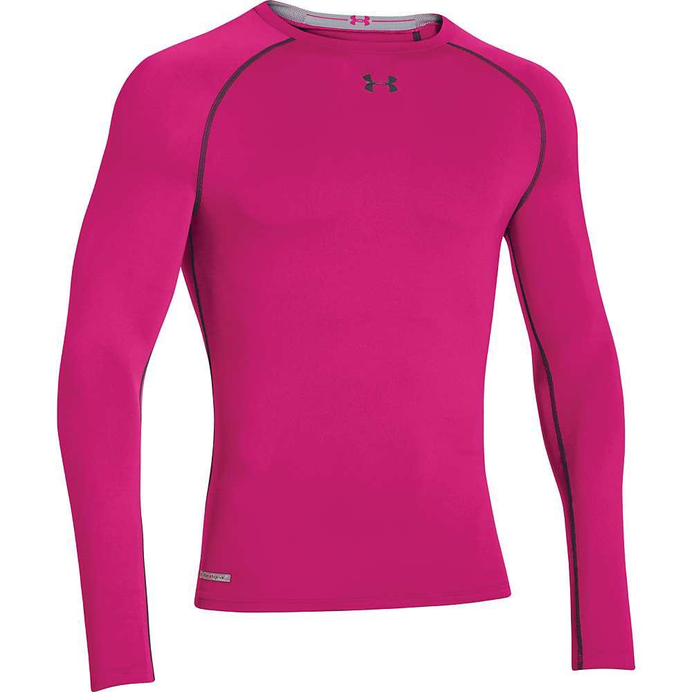 Under armour men 39 s heatgear sonic compression long sleeve for Under armour long sleeve t shirts women