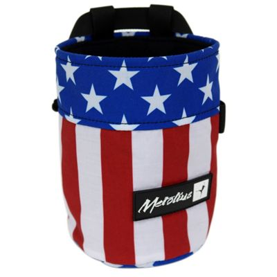 Metolius Uncle Sam Chalk Bag