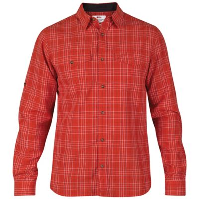 Fjallraven Men's Abisko Cool Long Sleeve Shirt