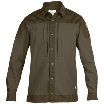 Fjallraven Men's Keb Trek Long Sleeve Shirt