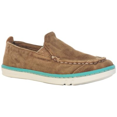 Timberland Junior Earthkeepers Hookset Hand Crafted Shoe