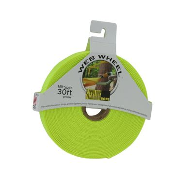 Sterling Rope Mil Spec 30FT Web Wheel