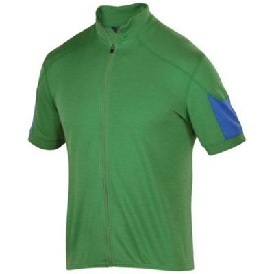 Ibex Men's Giro Full Zip Jersey Top