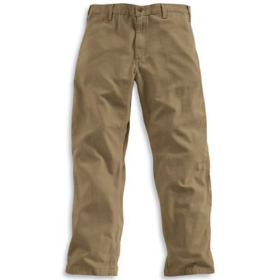 Carhartt Men's Canvas Khaki Pant