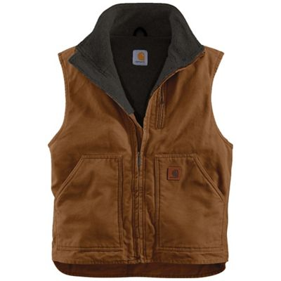 Carhartt Men's Mock Neck Vest
