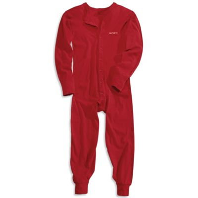 Carhartt Men's Midweight Cotton Union Suit