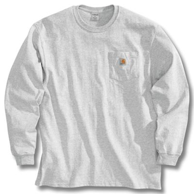 Carhartt Men's Workwear Pocket Long Sleeve T-Shirt