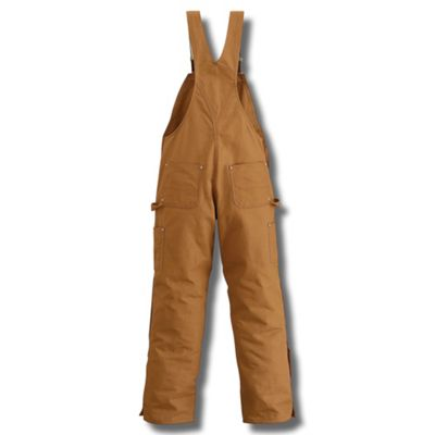 Carhartt Men's Zip To Thigh Bib Overall
