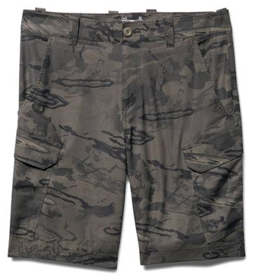 Under Armour Men's Fish Hook Cargo Short