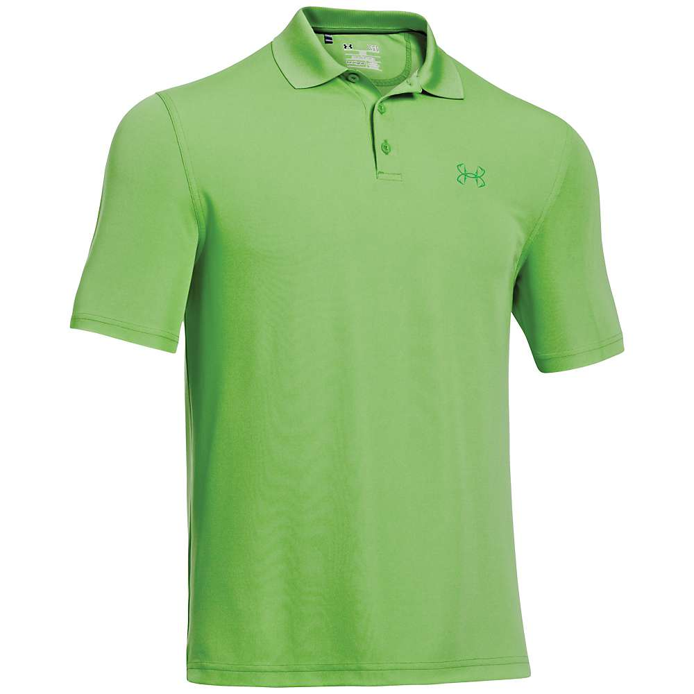 Under armour men 39 s ua fish hook polo moosejaw for Under armour fish hook