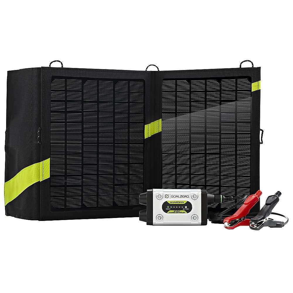 Goal Zero Guardian 12V Solar Recharging Kit with Nomad 13 ...