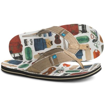 Freewaters Men's Palapa Print Sandal