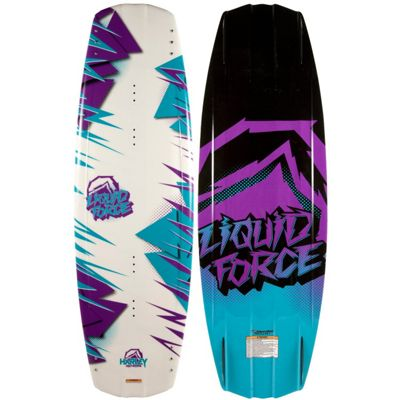 Liquid Force Harley Wakeboard 135 - Men's