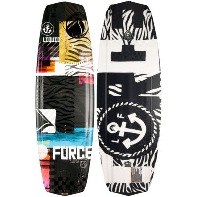 Liquid Force Witness Grind Wakeboard 136 - Men's