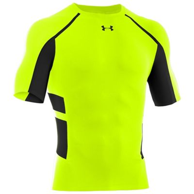 Under Armour Men's Heatgear Armour Stretch Shortsleeve Shirt