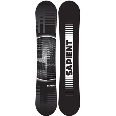 Sapient Sector Snowboard 153 - Men's